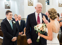 Thumbnail image for Bride is Walked Down the Aisle by her Father's Heart