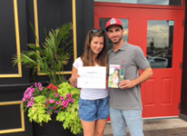 Thumbnail image for Congratulations to our One Day Honeymoon Contest Prize Winners!