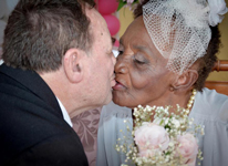 Thumbnail image for Smitten Senior gets engaged at the age of 106