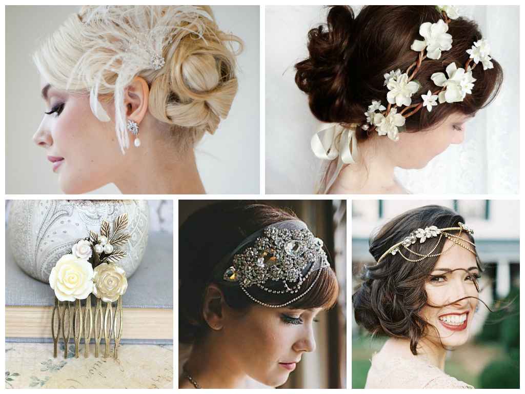 Bold And Beautiful Bridal Accessories