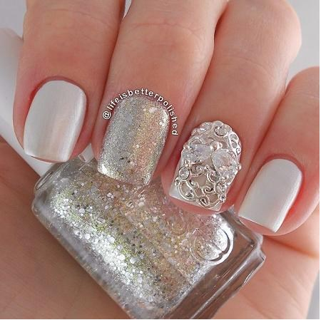 Glamorous nail art designs image collections nail art and nail glamorous nail art designs image collections nail art and nail glamour nail art designs gallery nail prinsesfo Image collections