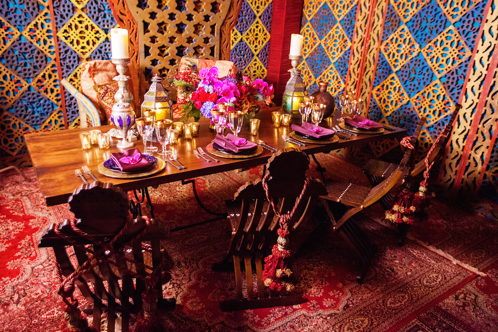 Bridal Guide - How to Plan a Beautiful Aladdin-Themed Wedding