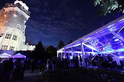Bridal Guide Casa Loma 3 Great Features For A Wedding Venue