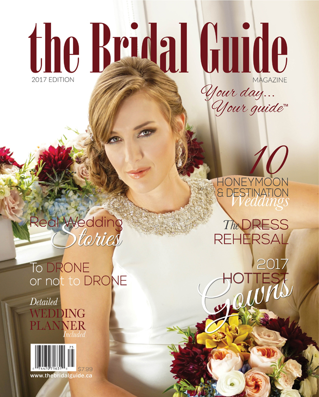 Get Ready, the 2017 Edition of The Bridal Guide is Coming!