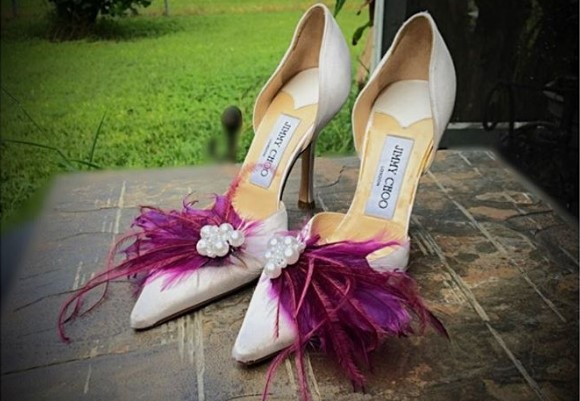 10 Instagram Inspired Bridal Shoe Ideas