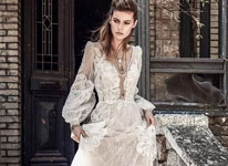 Thumbnail image for 5 Long-Sleeved Wedding Gowns Perfect for Fall