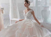 Thumbnail image for January #Wedding Gown Roundup