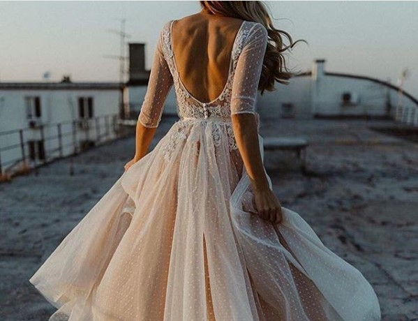 February #Wedding Gown Roundup