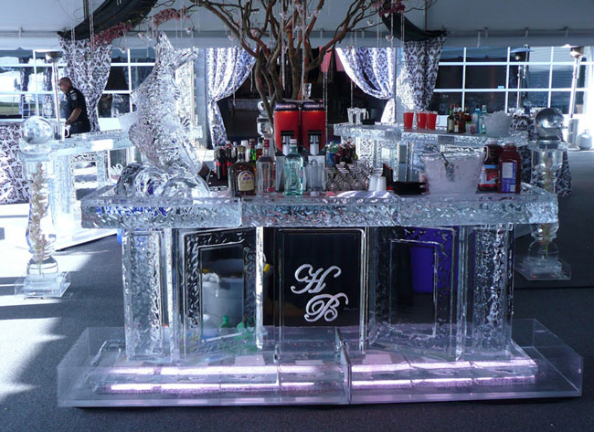 Ice Sculptures For Every #Wedding Budget