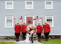 Thumbnail image for Canada Day Wedding? Perhaps